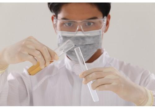 ถุงมือยางแพทย์ แบบไม่มีแป้ง ลังละ 500 คู่ (กล่องละ 155 บาท)