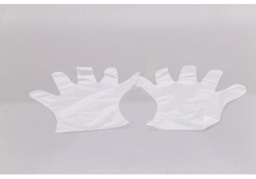 ถุงมือพลาสติก ลังละ 10,000 ชิ้น (ชิ้นละ 0.30 บาท)